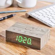 click clock flip ash design essentials gingko