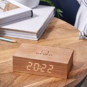 click clock flip cherry design essentials gingko