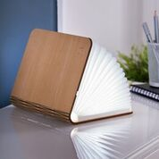 smart book light large maple part open design essentials gingko