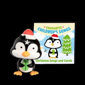 Christmas Songs and Carols Design Essentials Tonies