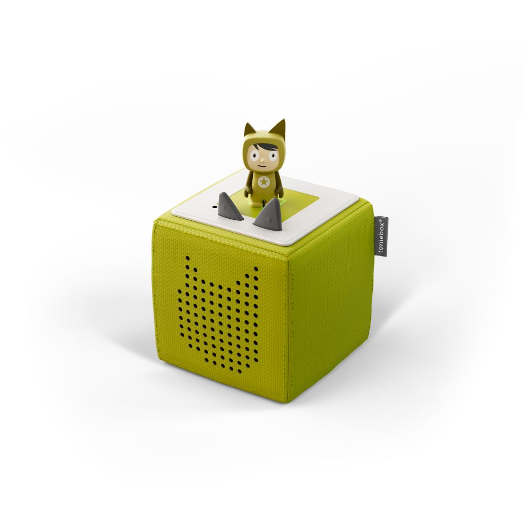 Toniebox Green Design Essentials Tonies