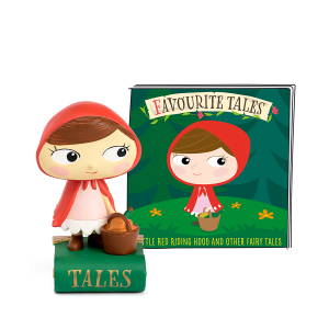 Little Red Riding Hood and Other Fairy Tales Design Essentials Tonies
