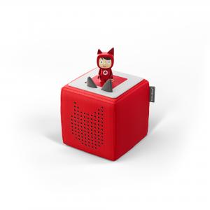 Toniebox Red Design Essentials Tonies