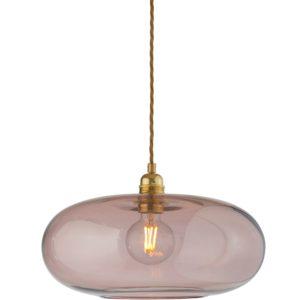 36cm horizon pendant lampshade obsidian ebb and flow design essentials