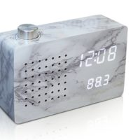 radio click clock gingko design essentials saffron walden