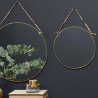 Design Essentials, Saffron Walden, Interior Design, mirror, Nkuku, Rustic