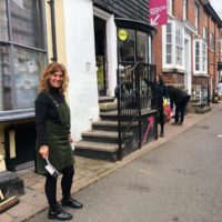 Design Essentials Saffron Walden BID Clean Up