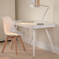 Design Essentials, Saffron Walden, Interior Design, Smart Technology, Smart Desk, Koble, Tori Smart Desk