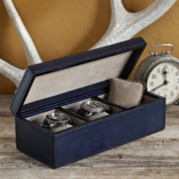Design Essentials, Saffron Walden, Interior Design, Leather, Watch Box, Life of Riley