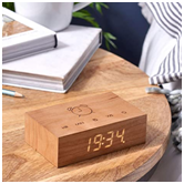 Gingko Flip Alarm Clock Design Essentials Working From Home Work Smarter Not Harder