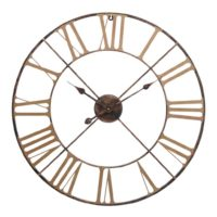 Brass Outdoor Skeleton Clock Design Essentials