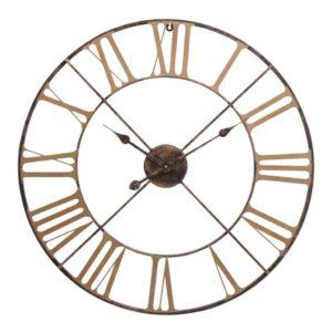 Brass Outdoor Skeleton Clock Design Essentials