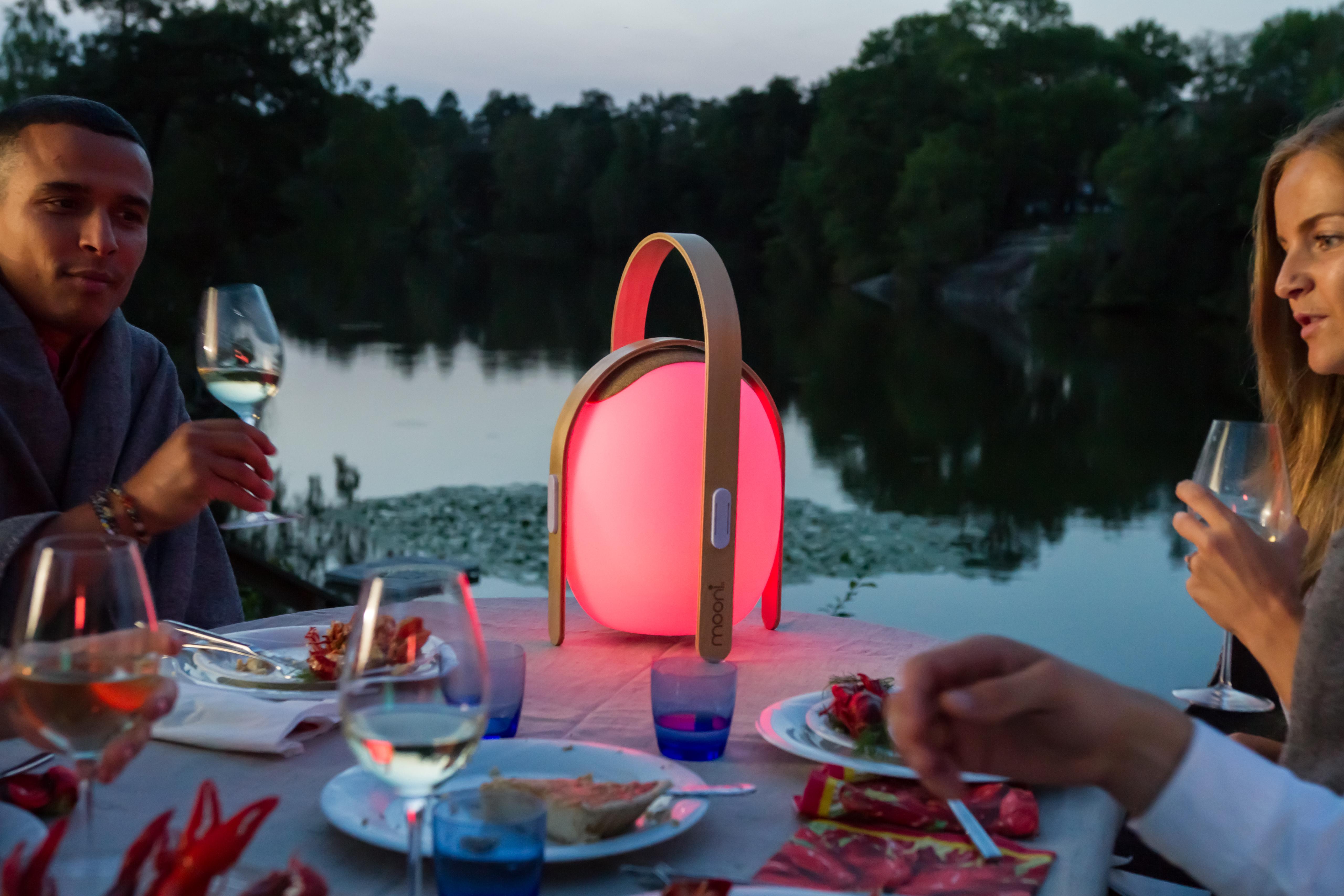 Moon Ovo Speaker Lantern Design Essentials
