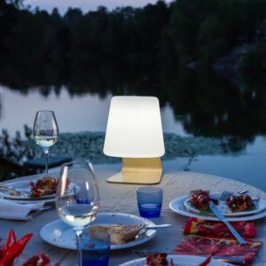 Mooni Table Lamp Speaker design Essentials