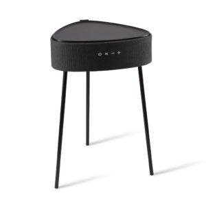 Riva Smart Side Table Black Koble Design Essentials