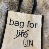 bag for gin design essentials
