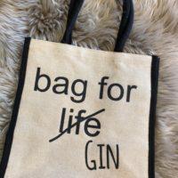 bag for gin design essentials