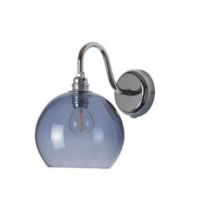 Deep Blue Rowan Wall Lamp Design Essentials Ebb & Flow