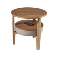 Kobe Smart Side Table Design Essentials Koble