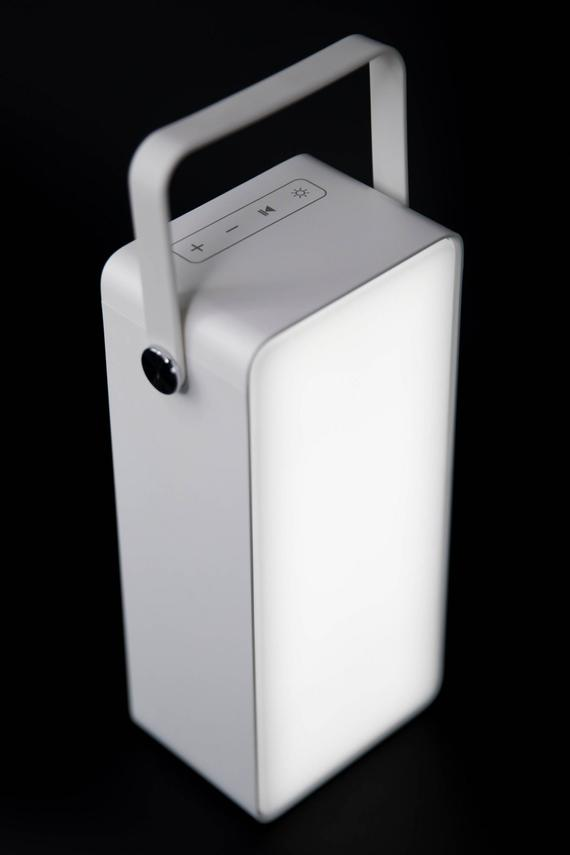Koble Blok Top Speaker Lamp Design Essentials