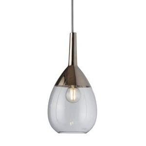 lute pendant clear platinum design essentials ebb and flow
