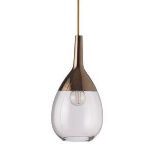 lute pendant coral copper design essentials ebb and flow