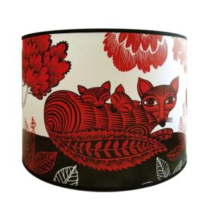 red fox pendant lush designs design essentials saffron walden