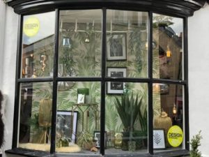 shop front botanics design essentials