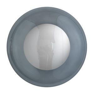 Smokey Grey Horizon Ceiling Wall Lampshade Ebb & Flow Design Essentials